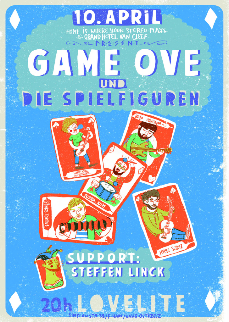 game ove_design by betruu